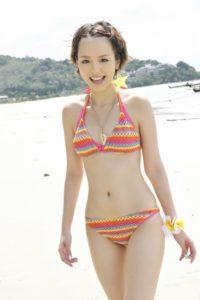 平野綾 水着デジタル写真集「抱きしめタイ!!」水着グラビア画像93枚!