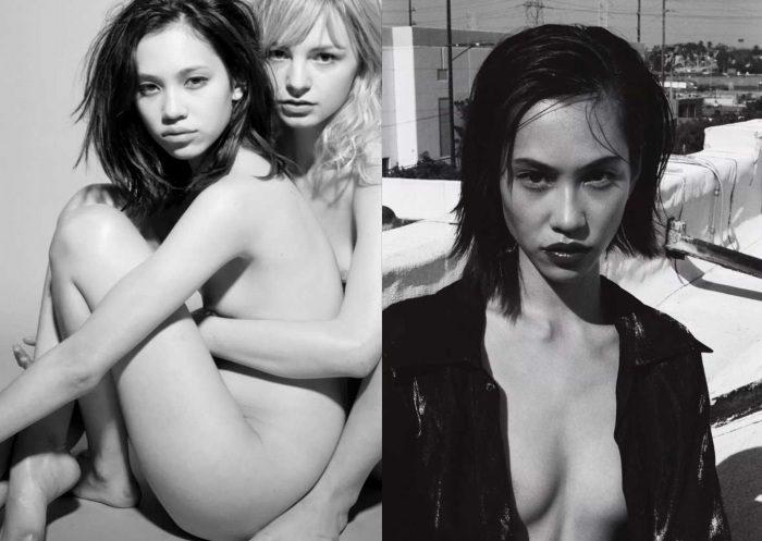 水原希子 モデル姉さんのヌード&水着のエロ画像150枚!
