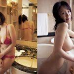 神楽坂恵 Iカップ姉さんのヘアヌード&濡れ場エロ画像140枚!