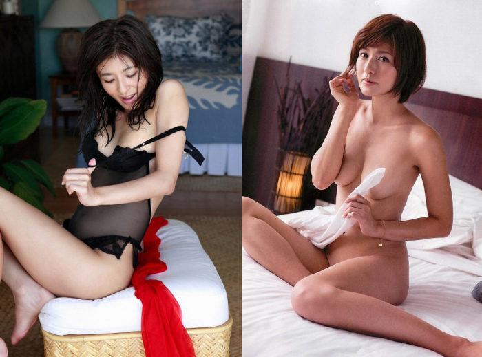 宮内知美 美乳のヌード&濡れ場ヌードエロ画像94枚!