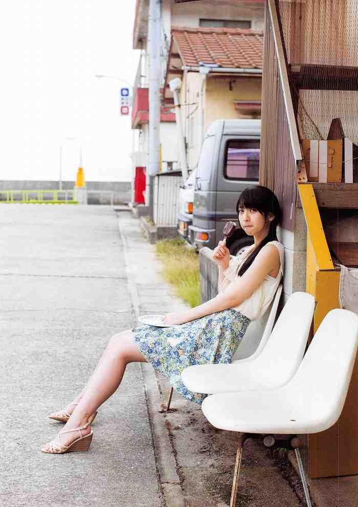 松岡菜摘 画像045