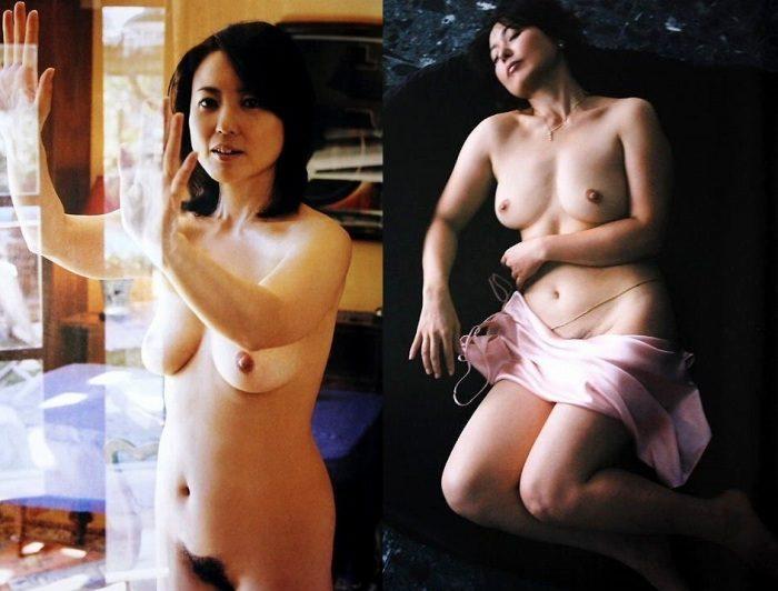 杉田かおる 女優おばさんのヘアヌードエロ画像104枚!