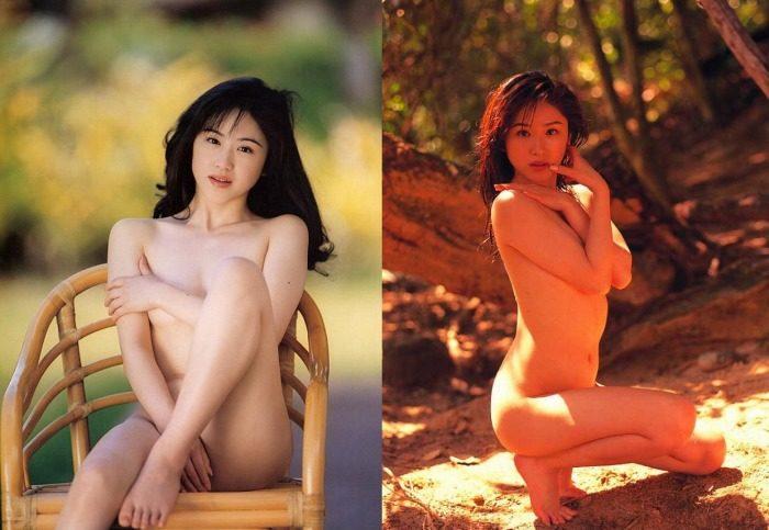 本田理沙 若かりし頃の全裸セミヌードエロ画像108枚!