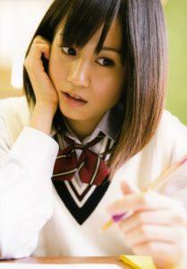 前田敦子 ずぶ濡れの制服に体育着がエロい写真集のエロ画像84枚!
