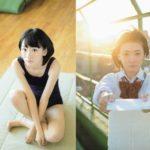 生駒里奈 素朴かわいいスク水&制服のエロ画像146枚!