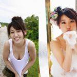 大島優子 写真集のふわふわおっぱい水着&胸チラのエロ画像146枚!