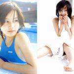 堀北真希 18歳の頃の競泳水着&制服の激かわエロ画像96枚!