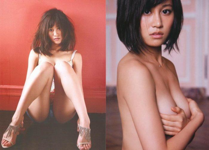 前田敦子 懐かしのセミヌード&水着エロ画像220枚!
