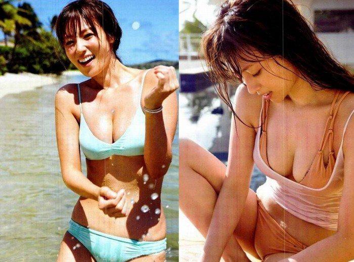 深田恭子 うる星姉さんのムッチリ水着エロ画像124枚!