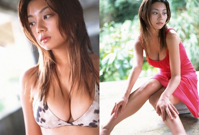 小池栄子 全盛期のもっこりおっぱい水着エロ画像100枚!