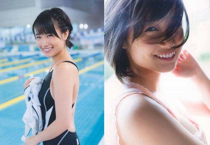朝長美桜 むっちり感がエロい写真集の水着エロ画像104枚!