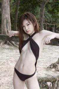 齊藤夢愛 エロ画像137枚!プリプリおっぱいやお尻が抜ける水着グラビア