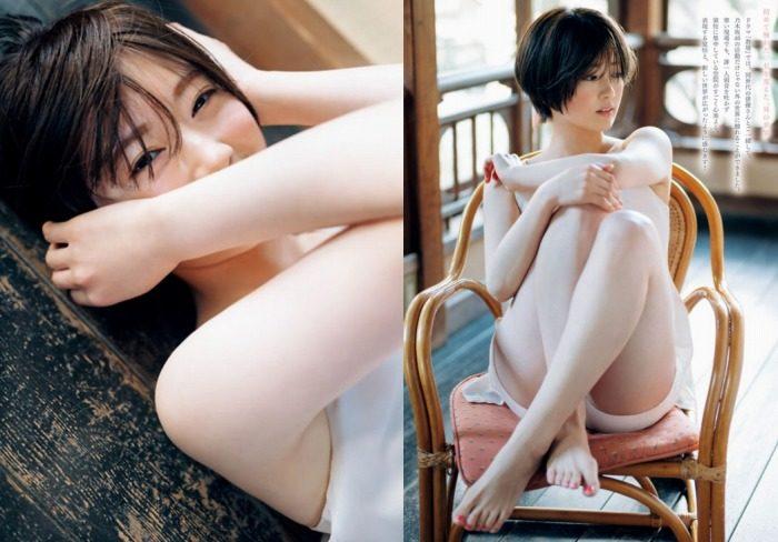 樋口日奈 生脚&着衣の美しいグラビアエロ画像100枚!