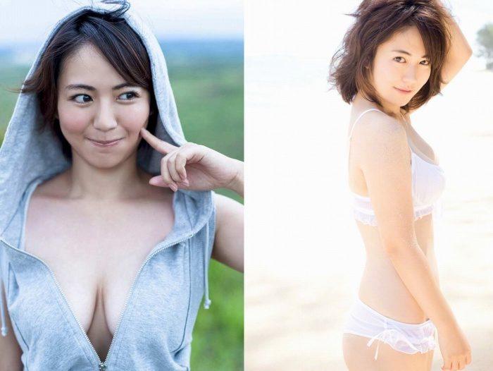 磯山さやか 志村の女の水着&横乳エロ画像236枚!