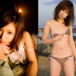 熱田久美 あいのり「くぅ」の水着&セミヌードエロ画像105枚!
