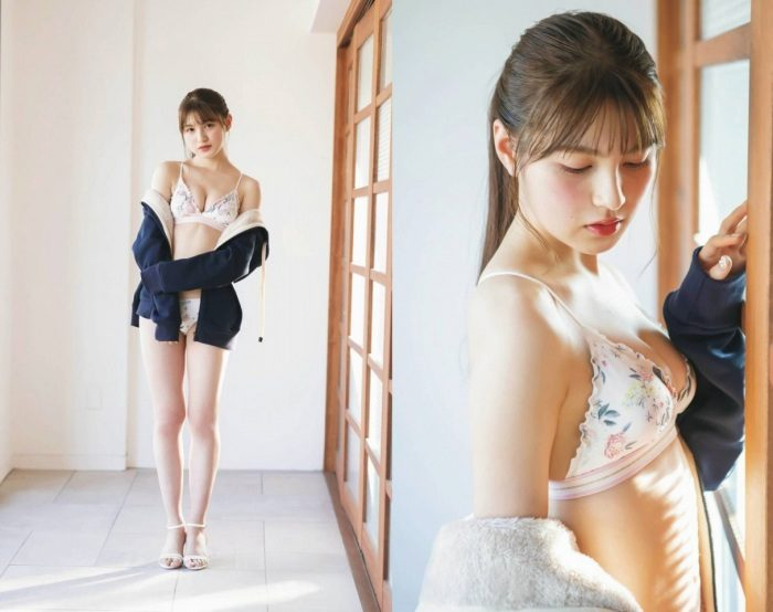 神志那結衣 HKT48姉ちゃんの水着&ランジェリーエロ画像120枚!