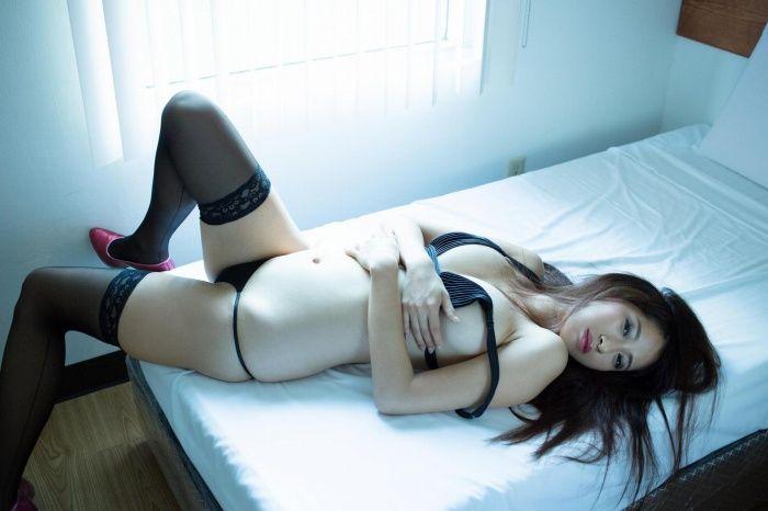 染谷有香 画像063