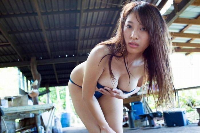 染谷有香 画像097