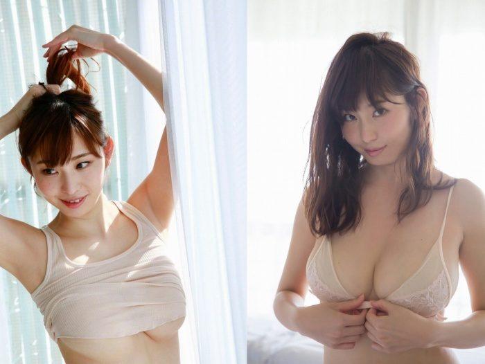 塩地美澄 女子アナ姉さんの水着&下着&セミヌードエロ画像255枚!