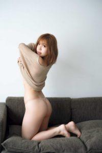COCO Fカップ姉ちゃんの水着&Tバックグラビアエロ画像173枚!