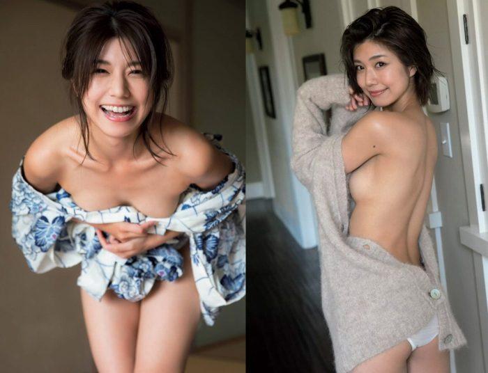 藤木由貴 美尻姉ちゃんの水着&ランジェリーエロ画像205枚!