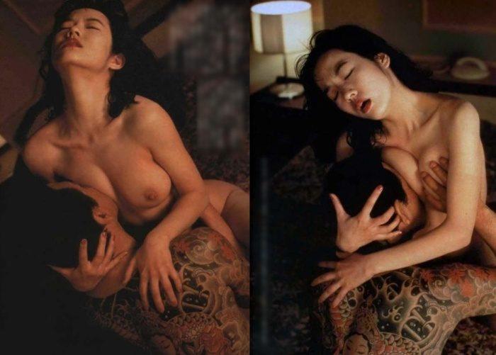 七瀬なつみ 若かりし頃の濡れ場ヌード&本ヌードエロ画像134枚!
