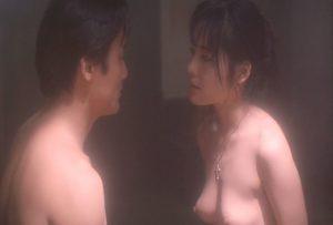 富田靖子 若い頃のおっぱい丸出し濡れ場ヌードエロ画像60枚!