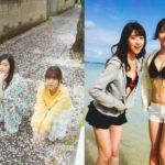 乃木坂46 1期生と2期生の写真集のエロ画像まとめ!水着付き