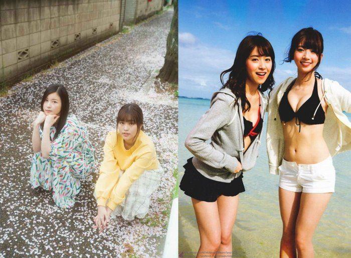 乃木坂46 1期生と2期生の写真集諸々のエロ画像326枚!