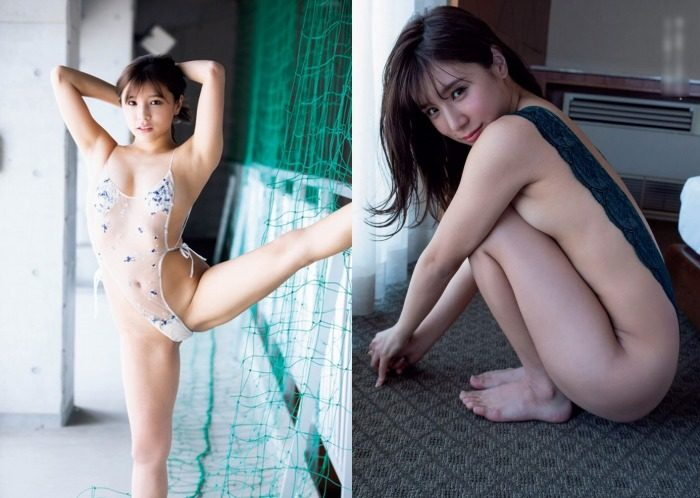 夏本あさみ あざかわな水着&下着のグラビア画像173枚!