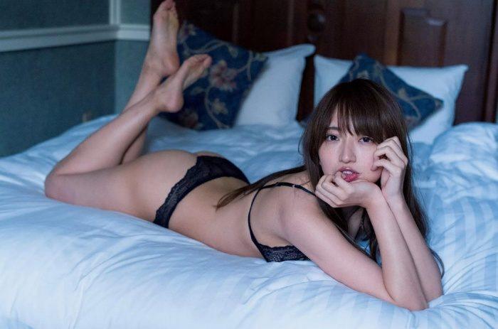 羽田優里奈 ランジェリーグラビアエロ画像ほか110枚(鬼エロ)