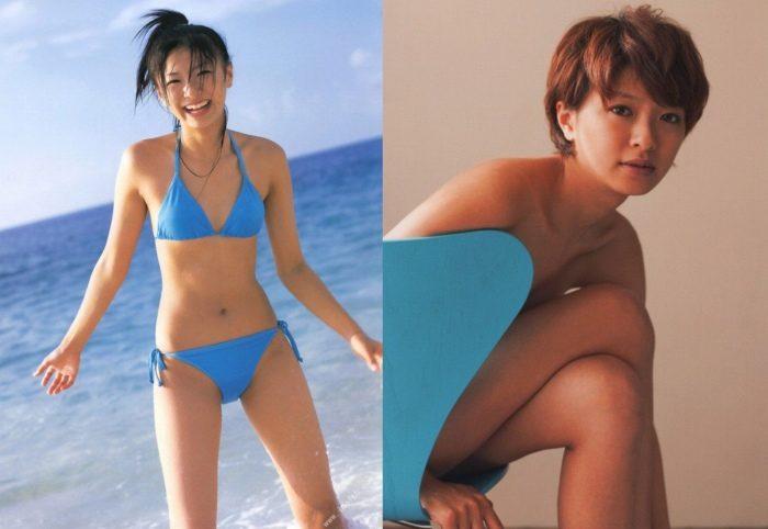 榮倉奈々 人妻姉ちゃんの水着&セミヌードエロ画像200枚!