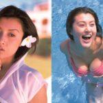 藤原紀香 若い頃のものすごい水着おっぱいエロ画像107枚!