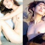 葉月里緒奈 ヌード写真集の小粒おっぱいヘアヌードエロ画像100枚!