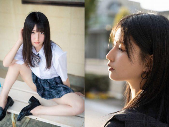 森嶋あんり 上州美人な17歳ハーフ姉ちゃんの水着エロ画像118枚!