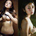 片山萌美 水着&セミヌードの超セクシーなエロ画像180枚!