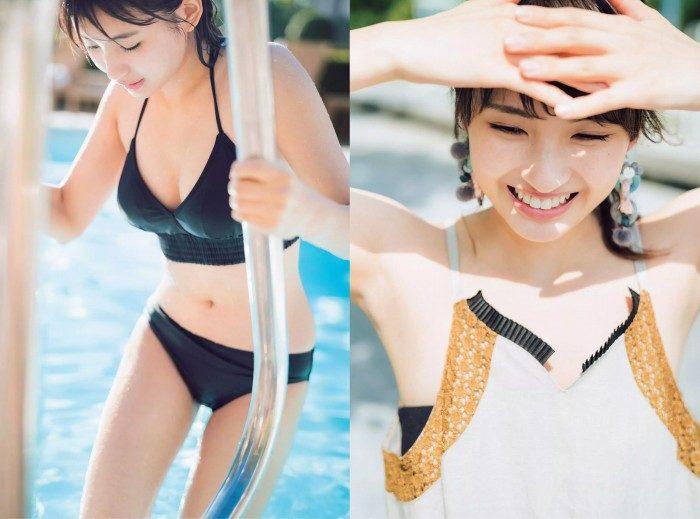 井上小百合 卒業姉ちゃんの水着&ランジェリーエロ画像163枚!