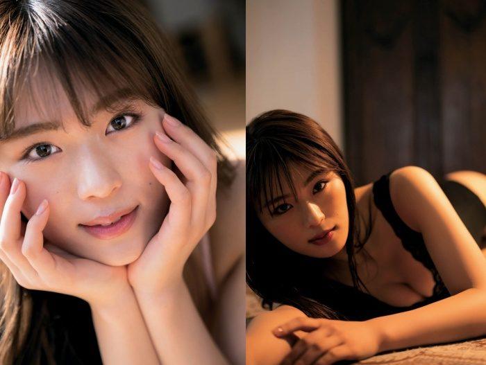 渋谷凪咲 NMB48姉ちゃんの水着&ランジェリーエロ画像174枚!