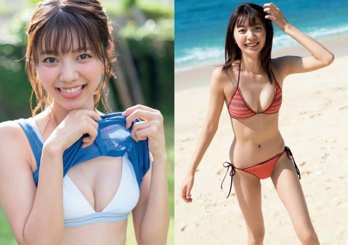 川津明日香 キュート姉ちゃんの水着グラビアエロ画像110枚!