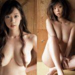 青山ひかる Iカップ姉ちゃんのヌード&水着エロ画像183枚!