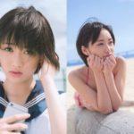 工藤遥 元モー娘姉ちゃんの水着&制服の写真集エロ画像184枚!