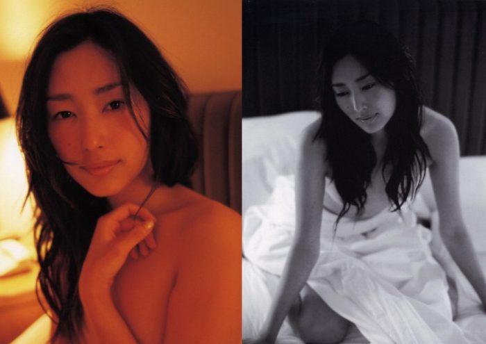 木村多江 美人姉さんのセミヌード&生脚のエロ画像110枚!