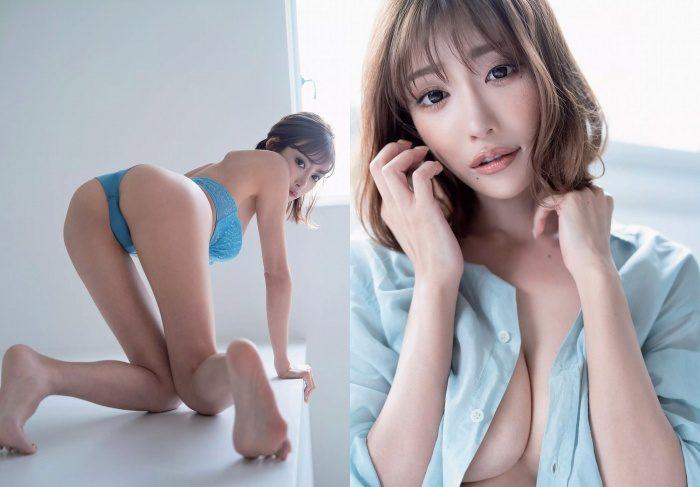 明日花キララ AV引退姉ちゃんのヌード&下着のエロ画像158枚!