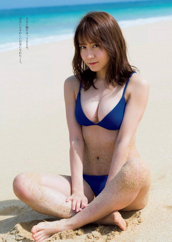 大場美奈 画像018