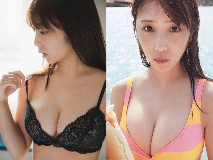 与田祐希 おっぱいが凄い水着&ランジェリーエロ画像374枚!