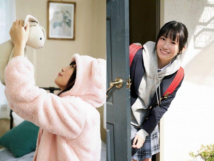 掛橋沙耶香 4期生姉ちゃんの生脚&制服グラビアエロ画像105枚!