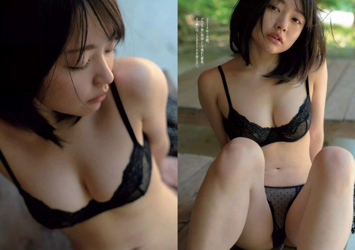 上田操 ふっくらおっぱいの水着グラビア画像184枚!