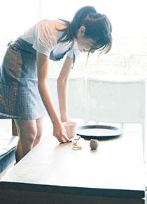 河田陽菜 画像006