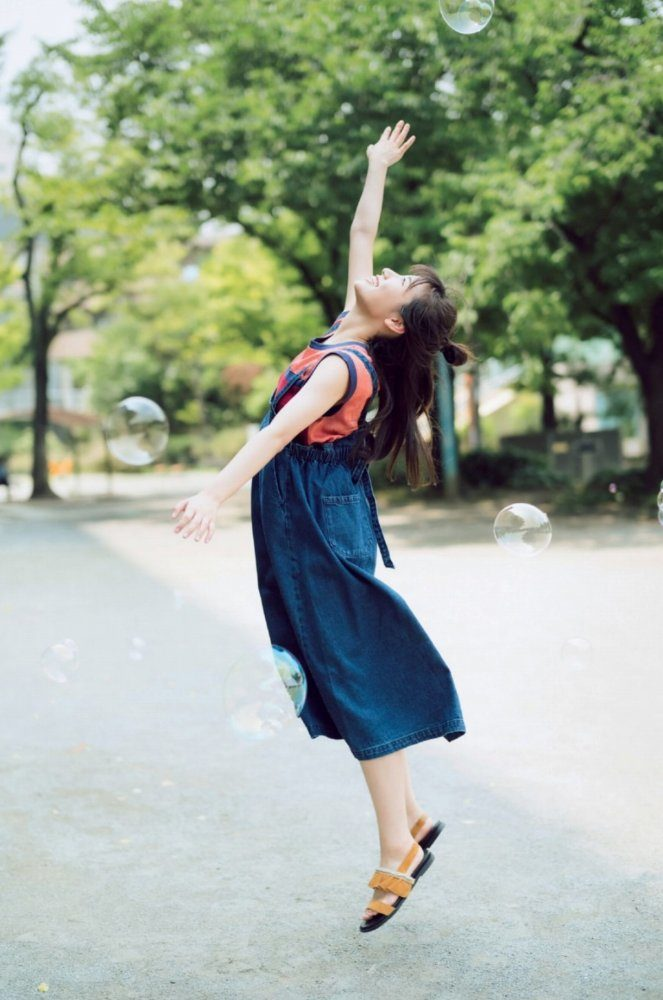 河田陽菜 画像076