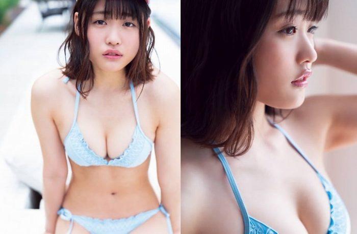 石田桃香 Rの法則姉ちゃんの水着グラビア&自撮りエロ画像352枚!
